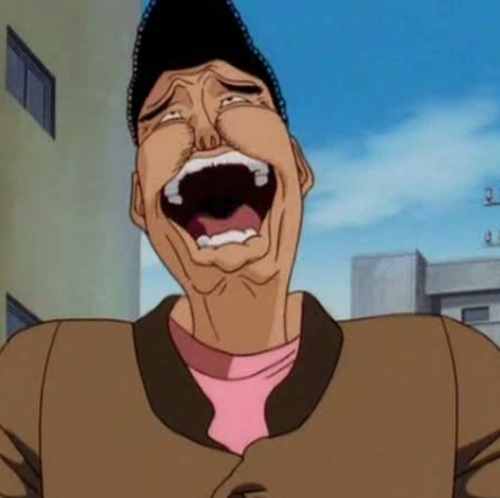 Hajime No Ippo Has The Most Hilarious Faces